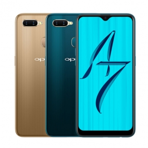OPPO A7  photo 1