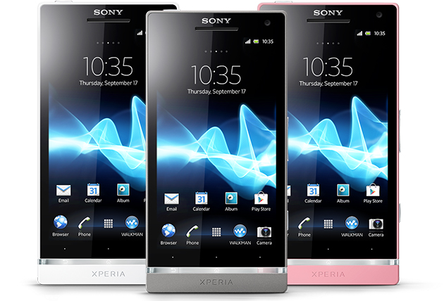 how to open file manager in sony xperia