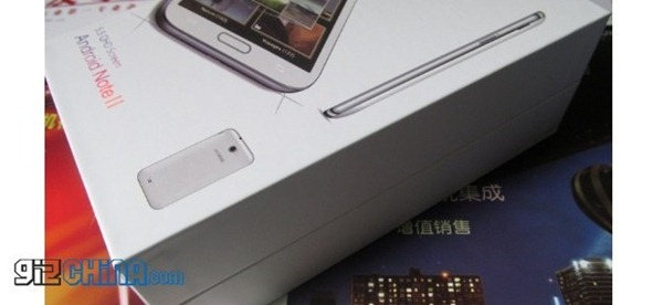 Galaxy Note 2 Clone