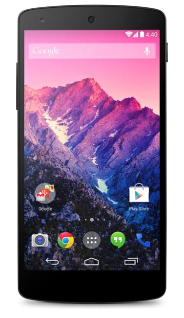 Android Google Nexus 5