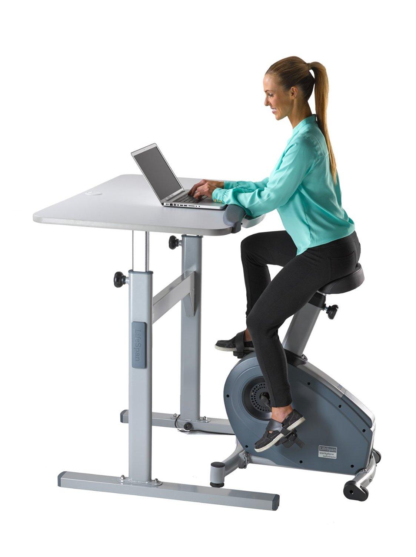 Gadget โต๊ะทำงานพร้อมออกกำลังกาย Lifespan Fitness C3 Dt5