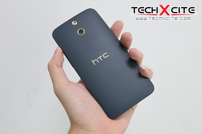 มาเริ่มกันที่ด้านการดีไซน์ของ HTC One E8 กันก่อน อย่างที่ได้บอกไปแล้วว่า HTC  ได้แตกลายของตระกูล One ...