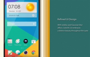 Android : Oppo ปล่อยตัวอัพเดท ColorOS 2.0.0i มาพร้อม Android 4.4 Kitkat แล้ว !!