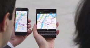 Mobile : Blackberry ส่งคลิปโฆษณา BB Passport ตัวใหม่ชูจุดเด่นของหน้าจอที่กว้างกว่า !! (มีคลิป)