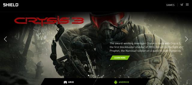 Game : Nvidia เปิดตัว Shield Console เครื่องเล่นเกม Android