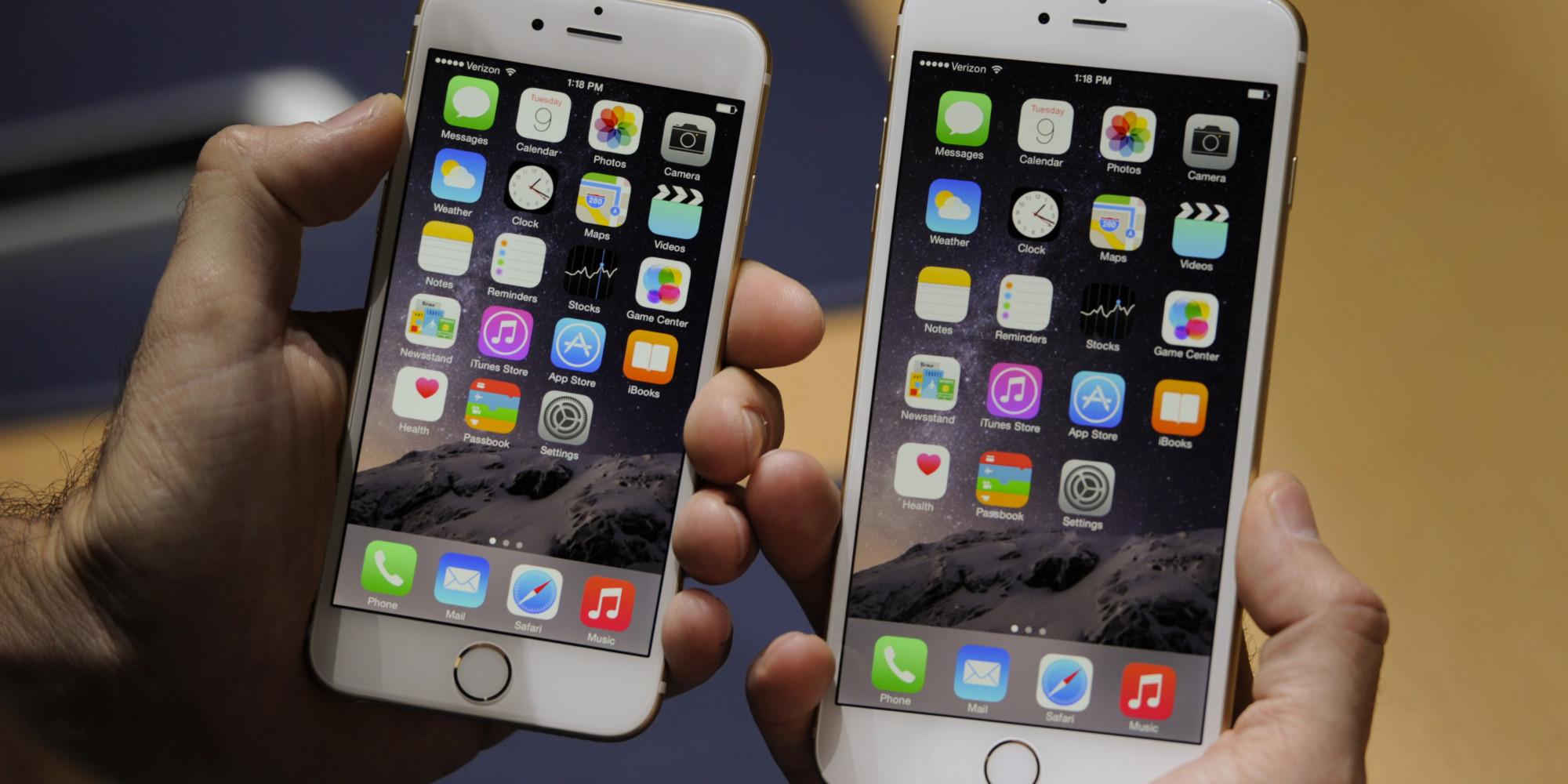 brand new eac87 1dae9 BlogGang.com     soberder   Phone 6s อาจมาพร้อมรุ่นสีชมพู,  ระบบสัมผัสวัดแรงกด