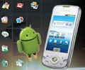Samsung Spica with Android