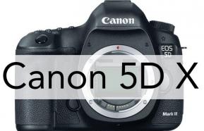 Camera : อัพเดตข่าวลือกล้องใหม่ Canon EOS 5DX และ 5DC มีอะไรน่าสนใจบ้าง