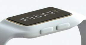 Gadget : และนี่คือ Smart Watch สำหรับคนตาบอดเรือนแรกของโลก