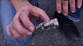 Mobile : ถึงกับอึ้ง เมื่อจับเอา iPhone มาใช้แทนผ้าเบรค แล้วจะสามารถหยุดรถได้หรือไม่