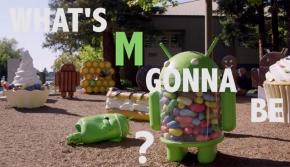 Android : ชื่ออะไรน้า !? Google ส่งทีเซอร์ชวนทายชื่อเต็มของ Android M !! (มีคลิป)