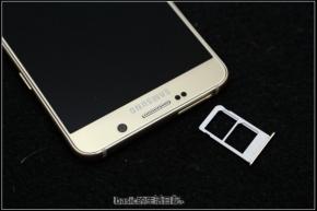 Android : ฝันสลาย...Galaxy Note 5 รุ่น Dual-SIM จะไม่มีช่อง Micro-SD ตามที่ลือกันไว้นะจ๊ะ !!