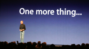 "IT: Swatch จดทะเบียนเครื่องหมายการค้า ""One More Thing"" วลีเด็ด Steve Jobs!"