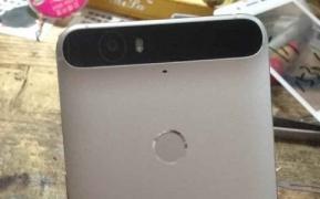 Android : หลุดภาพแรกชัดๆของ Huawei Nexus มาพร้อมที่สแกนลายนิ้วมือด้านหลังและลำโพงคู่หน้า !!