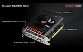 IT : Radeon™ R9 Nano กราฟฟิกการ์ดทรงพลังและประหยัดพลังงานขนาดจิ๋วที่สุดของโลก
