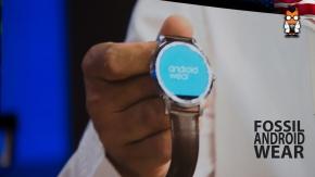 Gadget: Fossil Q ว่าที่นาฬิกาข้อมือ Android Wear รุ่นแรกจากแบรนด์ Fossil! (มีคลิป)