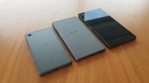Android: ภาพหลุด Sony Xperia Z5, Xperia Z5 Compact, Xperia Z5 Premium ครบสามพี่น้อง!