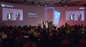 Android : 10 Core พอมั้ย ?...Acer เปิดตัว Predator 6 สมาร์ทโฟนสำหรับเกมเมอร์มาพร้อมขุมพลัง MediaTek 10 แกน !!