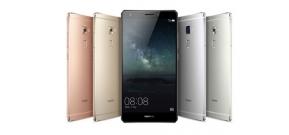 Android: เปิดตัว Huawei Mate S มือถือบอดี้โลหะหน้าจอรับแรงสัมผัส Force Touch!