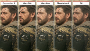 Game : ชมเปรียบเทียบกราฟิก Metal Gear Solid V: The Phantom Pain บนทุกแพลตฟอร์ม สวยกันแค่ไหนมาดูกัน !! (มีคลิป)