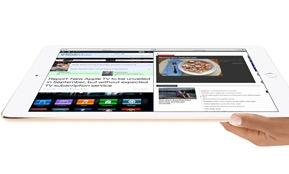 iPad: เผยข้อมูลสุดท้าย iPad Pro หน้าจอ 12.9 นิ้ว, ความจุเริ่มต้น 64GB, ราคาเฉียด MacBook!