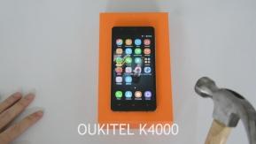Mobile : Oukitel K4000 สมาร์ทโฟนจอมพลังทุบไม่แตกแถมแบตอึด
