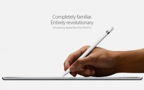 Gadget : เปิดตัว Apple Pencil ดินสออัจฉริยะ อุปกรณ์เสริมใช้งานร่วมกับ iPad Pro โดยเฉพาะ !!