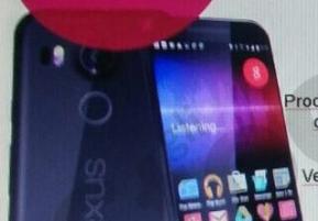 Android : หลุดมาอีกภาพ Google Nexus 5X เวอร์ชั่นสีดำ พร้อมอัพเดทสเปคเต็มๆอีกครั้ง !!