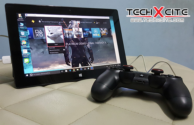 how to update ps4 remote play android