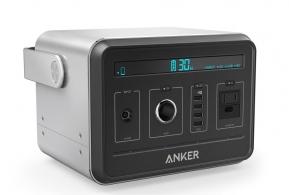 Gadget : Anker PowerHouse แบตเตอรี่สำรองสุดอึด 120,600 mAh ชาร์จมือถือได้ถึง 40 ครั้ง!