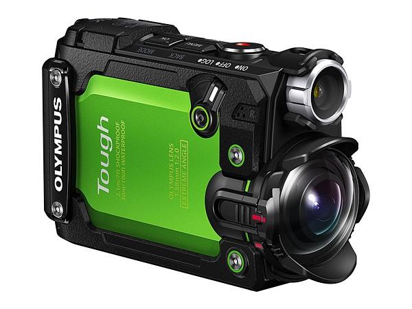 Camera Olympus Stylus Tough TG Tracker