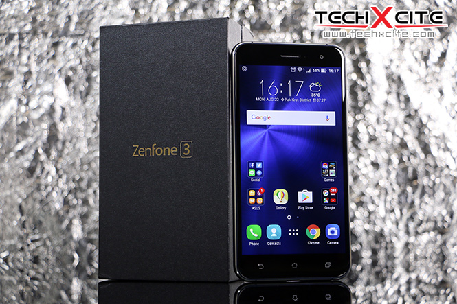 Review : Asus Zenfone 3 5 2