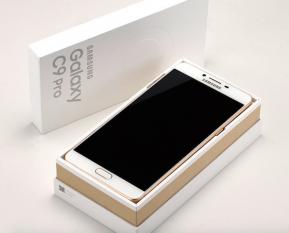 Android : หลุดก่อนเปิดตัว…ชมภาพหลุดชัดๆของ Galaxy C9 Pro พร้อมสเปคเต็มๆ ก่อนเปิดตัวอย่างเป็นทางการวันพรุ่งนี้ !!