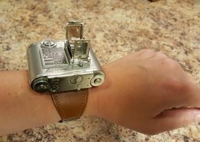 Camera : ถ้ากล้องถ่ายภาพจะสวมข้อมือได้ ไปดูกล้องวินเทจสุดเท่ตัวนี้กัน