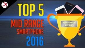 Channel : 5 อันดับ Smartphone ราคาต่ำหมื่นแห่งปี 2016