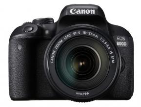 Camera : เปิดตัว Canon EOS 77D และ EOS 800D สองกล้อง DSLR รุ่นใหม่ล่าสุด