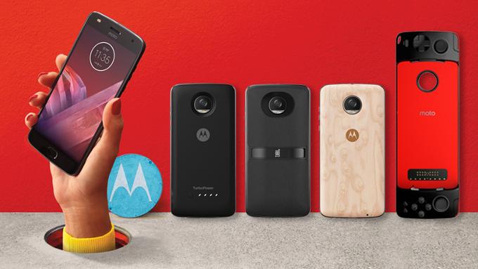 Android เปิดตัว Moto Z2 Play รุ่นใหม่อย่างเป็นทางการ