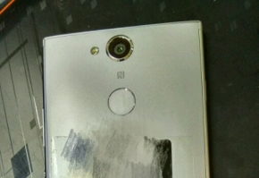 Android : หลุดมาแล้ว...Xperia XZ1 มาพร้อมดีไซน์ฝาหลังแบบใหม่พร้อมหน้าจอชิดขอบ !!