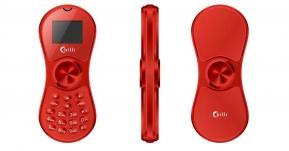 Gadget: หมุนมันส์วางไม่ลง กับมือถือ Chilli ที่แปลงร่างเป็น Fidget Spinner ได้ในตัว! (คลิป)