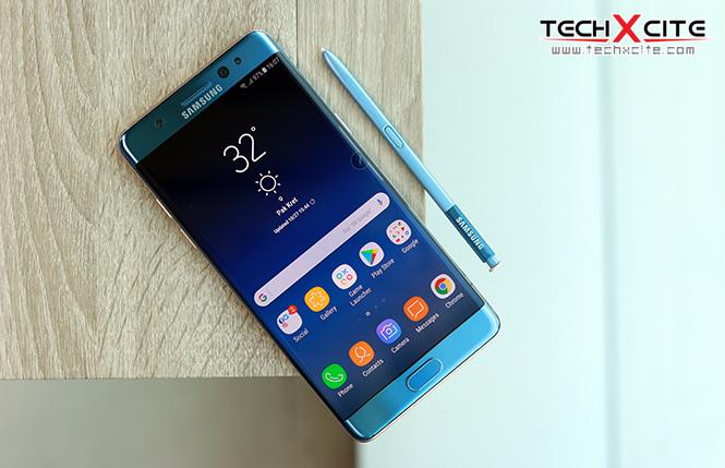 Review : Samsung Galaxy Note Fan Edition การกลับมาอีกครั้ง
