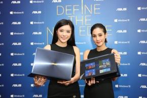 Notebook : Asus ประกาศความร่วมมือกับ Microsoft ติดตั้ง Windows 10 ในแล็ปท็อปทุกรุ่นในไทย !