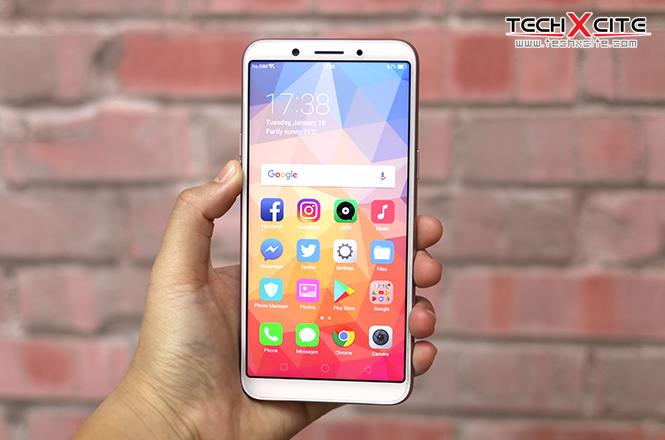 Review : OPPO A83 เซลฟี่โฟนน้องใหม่ที่มาพร้อมระบบ AI Beauty และหน้า