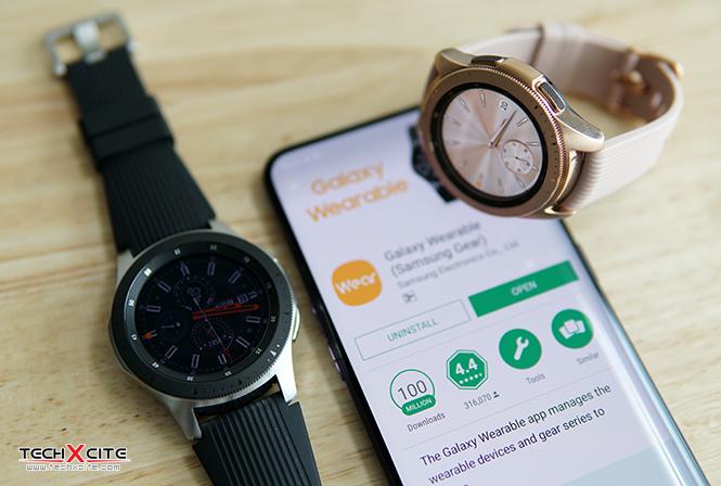 Review : Samsung Galaxy Watch สมาร์ทวอร์ชคู่ใจรุ่นใหม่ที่รอบนี้มา