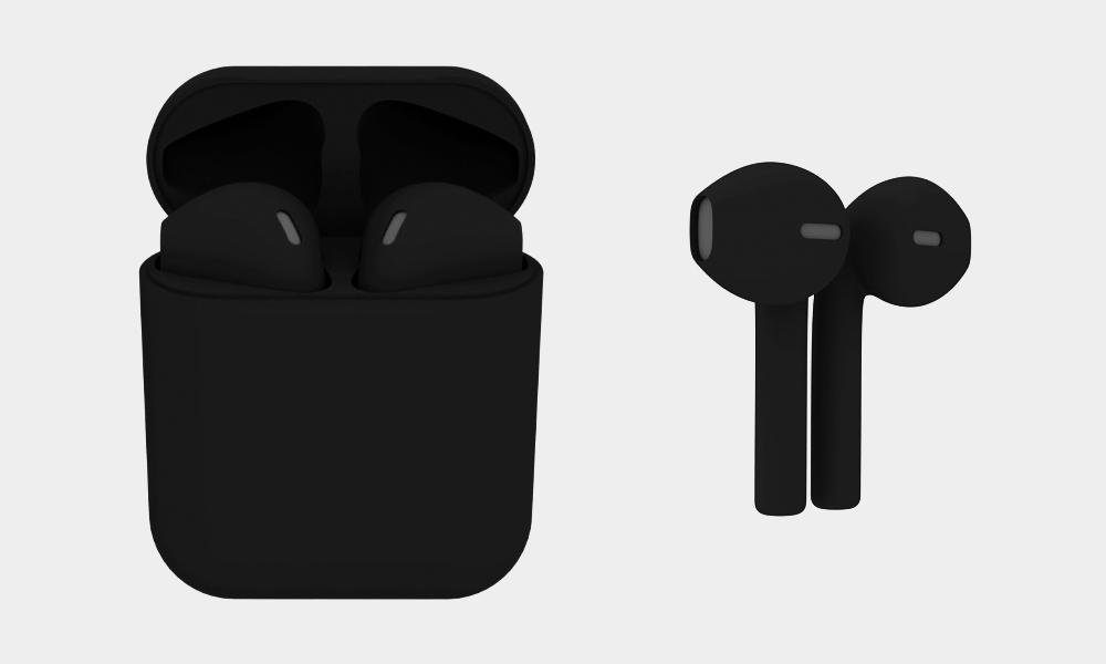 Apple AirPods 2 หูฟังบลูทูธรุ่นใหม่ จะมาพร้อมสีใหม่ สีดำดุ