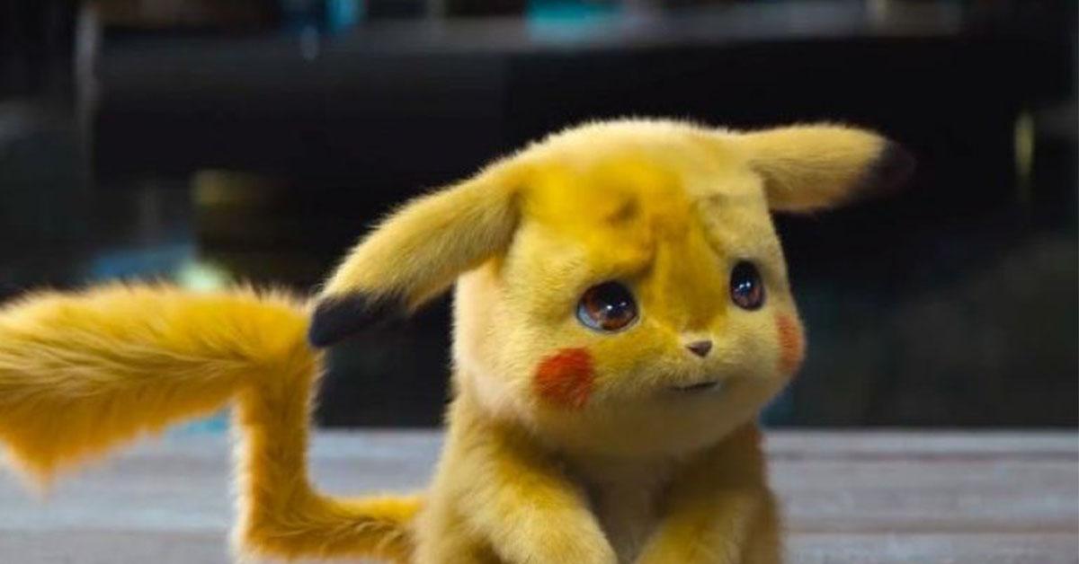 หลด Detective Pikachu เตมเรอง ความยาวกวา 1 ชวโมง 40