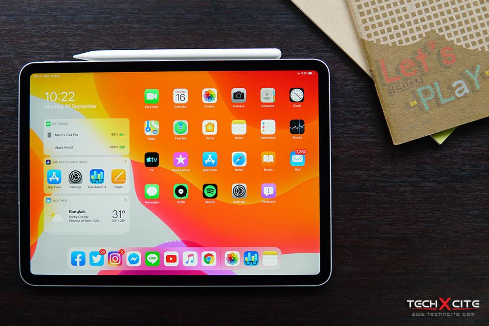 ลือ ! iPad Pro 5G ที่ใช้จอ mini-LED อาจเลื่อนไปเปิดตัวต้น ...