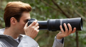 Camera : ภาพหลุดเลนส์ใหม่จาก Canon กับชุดเลนส์ RF