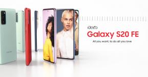 เปิดตัว Galaxy S20 FE สมาร์ทโฟนซีรีส์เรือธง พร้อมทุกอย่างที่แฟน ๆ ต้องการในราคาที่เป็นเจ้าของได้ง่ายขึ้น !!