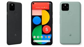 หลุดราคา Google Pixel 5 ก่อนเปิดตัว คาดราคาอยู่ที่ $700