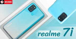 Review: realme 7i มือถือแบตอึด จอลื่น 90Hz กล้องหลัง 4 ตัวถ่ายสวยทุกมุมมอง ในราคาน่าคบหา!